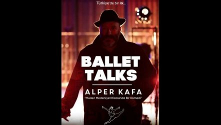 Ballet Talks - Alper Kafa