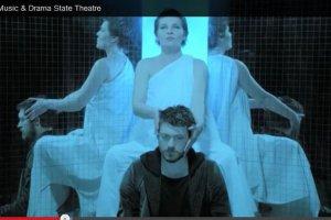 Tbilisi Music & Drama State Theatre (Günün Videosu)