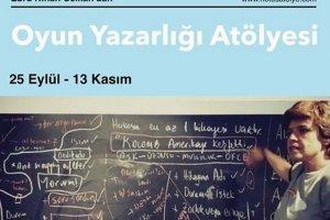 Ebru Nihan Celkan'dan Oyun Yazarlığı Atölyesi