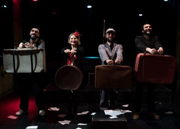 Titanik Orkestrası Bulgaristan'da