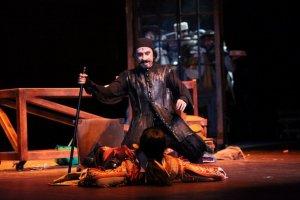 İstanbul Şehir Tiyatrosunda (19 – 22 Ekim 2016)
