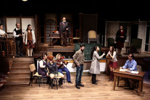Türkiye'nin 12 Şehrinden 12 Devlet Tiyatrosu Oyunu