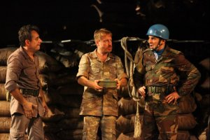 İki Arada Bir Yerde – İstanbul Şehir Tiyatrosu