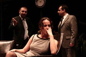 Bekleme Salonu - İstanbul Şehir Tiyatrosu