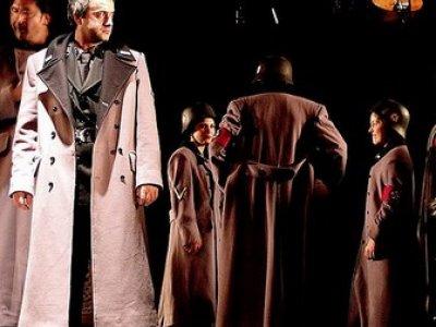 Savaş İkinci Perde Çıkacak - İstanbul Devlet Tiyatrosu