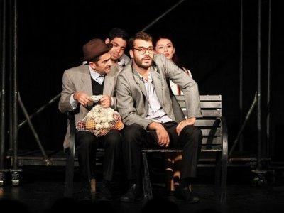 Selamün Kavlen Karakolu - Ankara Sanat Tiyatrosu
