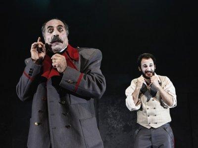Çehov Makinası - İstanbul Devlet Tiyatrosu