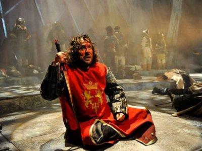 Çöl Fırtınaları - İstanbul Devlet Tiyatrosu