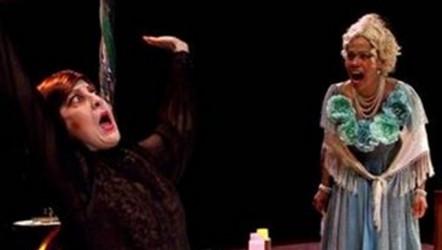 Eleni ve Roos - Tiyatro Rast