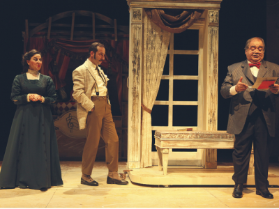 Kuyruklu Yıldız Altında  Bir İzdivaç - İstanbul Devlet Tiyatrosu