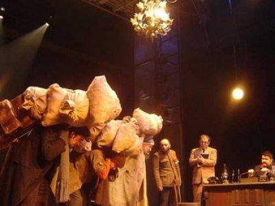 Buzlar Çözülmeden - Konya Devlet Tiyatrosu