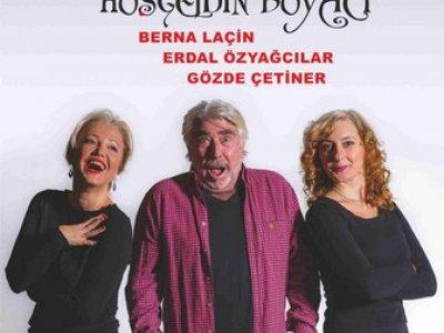 Hoşgeldin Boyacı - Tiyatro Martı