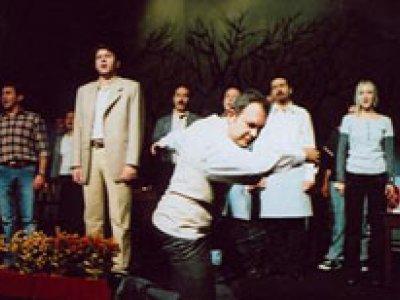 Selanikten Anıtkabire - Ankara Devlet Tiyatrosu