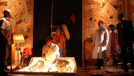 Roma Hamamı - Ankara Sanat Tiyatrosu