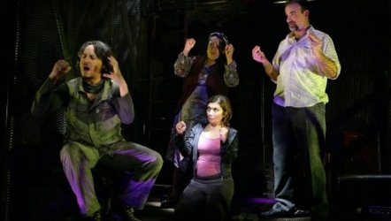 Yerin Altında - İzmir Devlet Tiyatrosu
