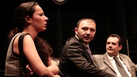 Bekleme Salonu - İstanbul Şehir Tiyatroları