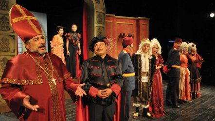 Kantocu - Ankara Devlet Tiyatrosu