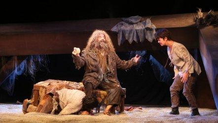 Jeanne D'arc'ın Öteki Ölümü - Eskişehir Şehir Tiyatrosu