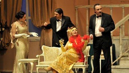 Lüküs Hayat - Romeo ile Jüliet - Mersin Devlet Opera ve Balesi
