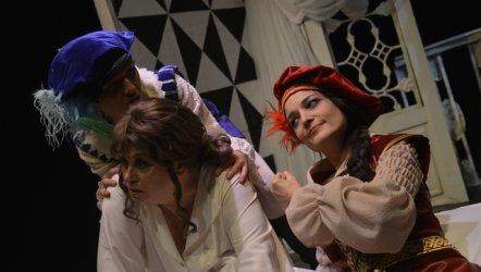 İyi Geceler Desdemona Günaydın Juliet - Kenter Tiyatrosu ve Kent Oyuncuları,