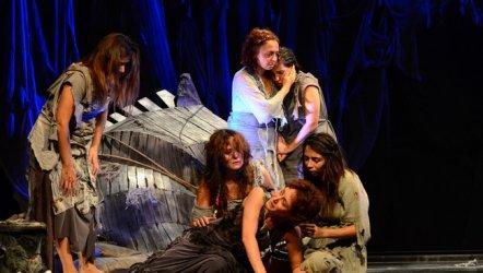 Troyalı Kadınlar - Eskişehir Şehir Tiyatrosu