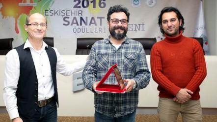 Eskişehir Sanat Derneği Ödülü Şvayk'ın...