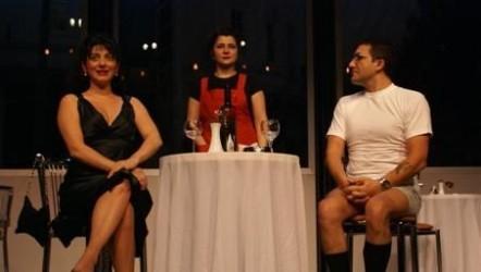 Tek Kişilik Şehir - Ankara Devlet Tiyatrosu