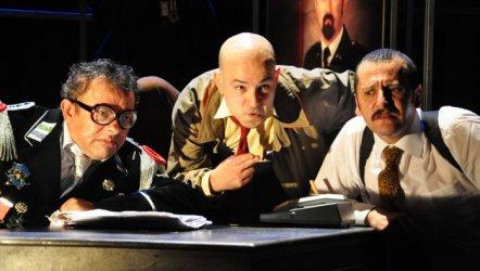 Bir Anarşistin Kaza Sonucu Ölümü - Adana Devlet Tiyatrosu
