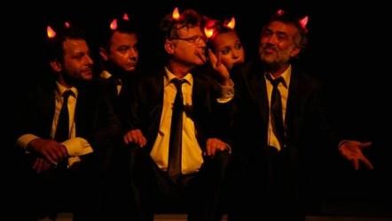 Rezervuar Kanişleri - İzmir Devlet Tiyatrosu