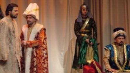 Simavnalı Şeyh Bedrettin - İzmir Devlet Tiyatrosu