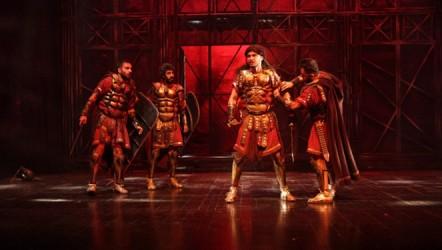 İstanbul Devlet Tiyatrosunda - 24 - 29 Ocak 2017