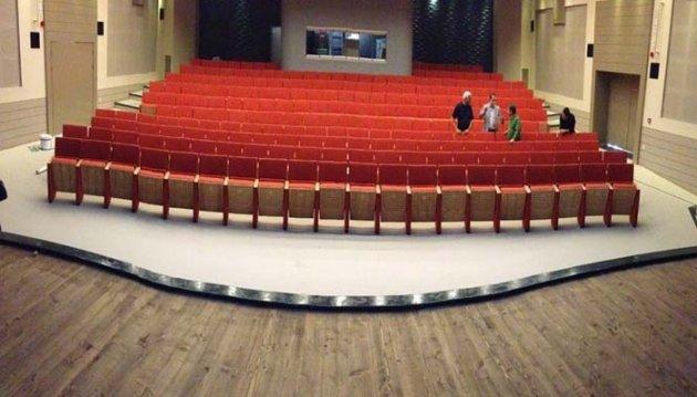 SAHNELER: Gaziosmanpaşa Kültür Merkezi