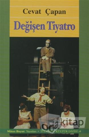 KİTAPLAR: Değişen Tiyatro