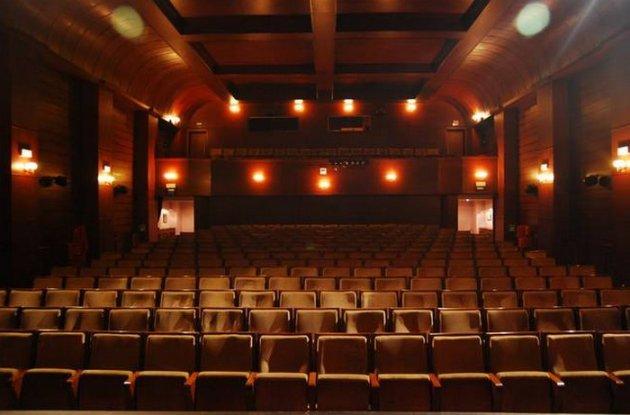 SAHNELER: Konya Devlet Tiyatrosu Sahnesi