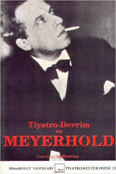 KİTAPLAR: Tiyatro - Devrim ve Meyerhold