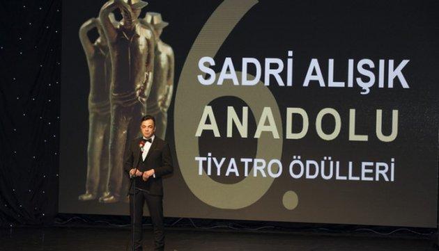Sadri Alışık Anadolu Tiyatro Oyuncuları Ödülleri  - (2016-17)