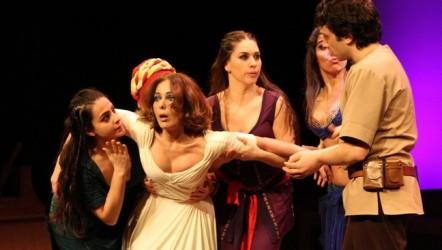 Antonius Ve Cleopatra - Oyun Atölyesi