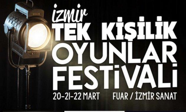 İzmir Tek Kişilik Oyunlar Festivali - 2017