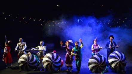 Tiyatro Makinası - Ankara Devlet Tiyatrosu