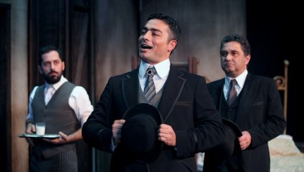 İstanbul Şehir Tiyatrosu'nda... (05-08 Nisan)
