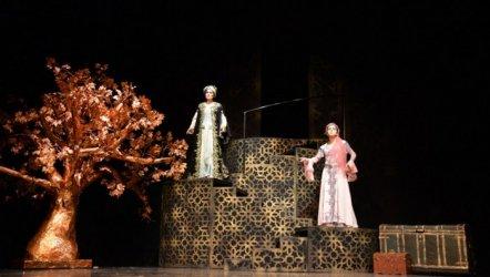 İstanbul Devlet Tiyatrosunda  11 -15 Nisan 2017