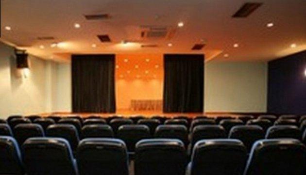 SAHNELER: Büyükşehir Sanat Merkezi Turgut Özakman Sahnesi - Eskişehir