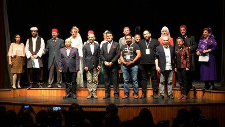 Bursada 1. Meslek Tiyatroları Festivali Başladı