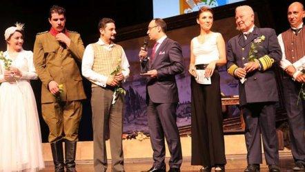 Frankfurt Türk Tiyatro Festivali Sona Erdi