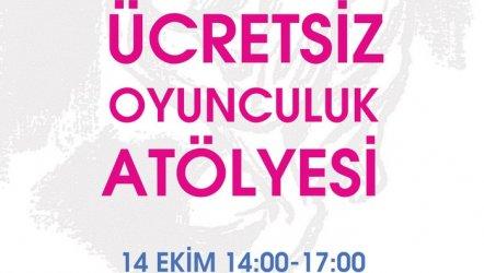 GRİ Oyunculuk Akademisi Yeni Dönem Kayıtları ve Ücretsiz...