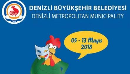 Denizli 32.Uluslararası Amatör Tiyatrolar Festivali