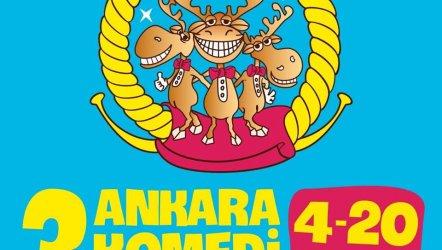3. Ankara Komedi Festivali
