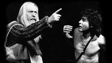 Kral Lear - Cüneyt Gökçer 1983