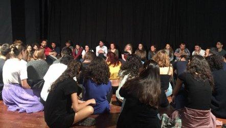 Gençlik Sahnesi Tiyatro Kursları...