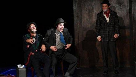 Küçük Bir İş İçin Yaşlı Bir Palyaço Aranıyor - Tiyatro 89